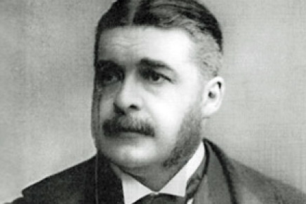 The most successful composer of the English opéra-bouffe and -comique stage: Arthur Sullivan