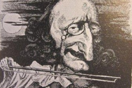 The 19th century's most popular musical-theatre composer: Jacques Offenbach