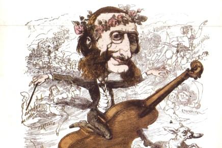 Offenbach und die Schauplätze seines Musiktheaters