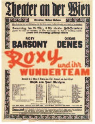"""Poster for """"Roxy und ihr Wunderteam""""."""