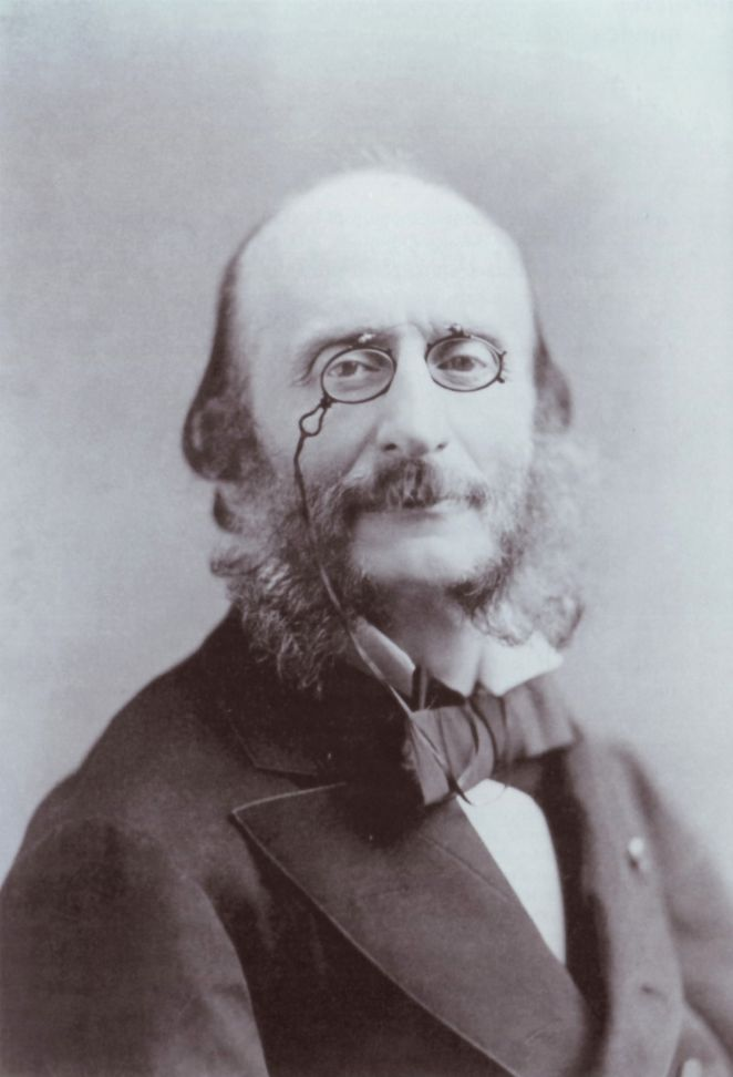 The 19th century's most popular musical-theatre composer: Jacques