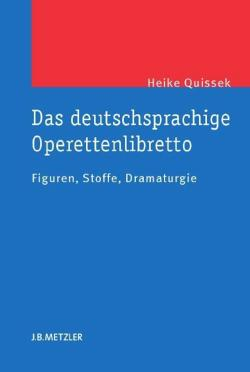 The cover of Heike Quissek's book.