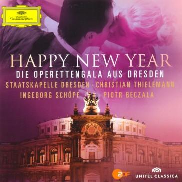 The CD cover of Thielemann's Kálmán gala.