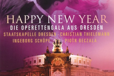 Kálmán Gala from Dresden: Happy New Year