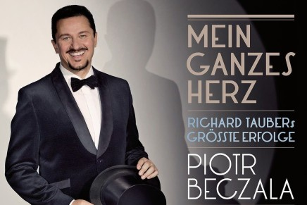 Piotr Beczala's Tribute CD to Richard Tauber