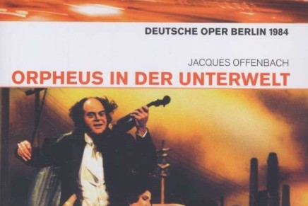 """Orpheus in der Unterwelt"" Live From Berlin 1984 – The Götz Friedrich Production On DVD"