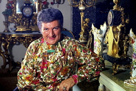 Liberace on the Blue Danube