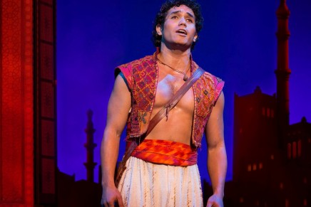 """Aladdin,"" Move Over! Here Come the Real ""Arabian Nights"""