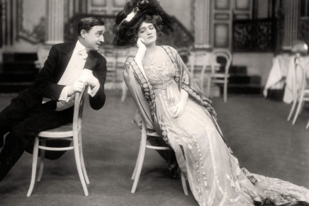 "The First English Language Danilo in ""The Merry Widow"": US-Comedian Joseph Coyne (1867-1941)"