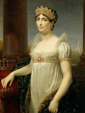 The empress Josphine.