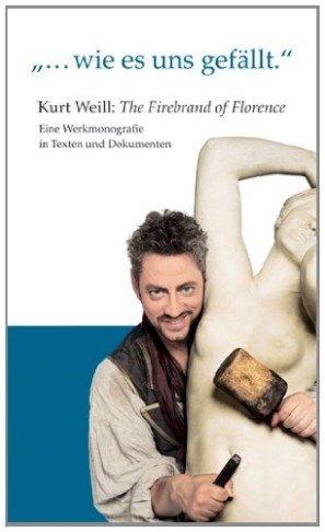 "The cover of the new book on ""Firebrand of Florence""."