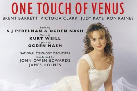 One Touch of Venus: A Broadway Operetta