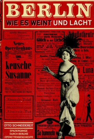 "The cover of ""Berlin, wie es weint und lacht"" (1968)."