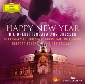 The 2012 New Year's gala from Dresden, conducted by Christian Thielemann.