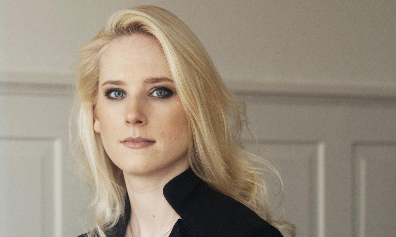 Conductor Lena-Lisa Wuestendoerfer (Photo: PR)