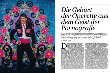 Die Geburt der Operette  aus dem Geist der Pornografie