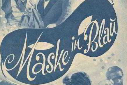 "Is ""Maske in Blau"" Worth Reviving?"