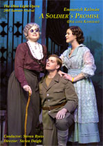 "The DVD cover of ""A Soldier's Promise"", from Ohio."