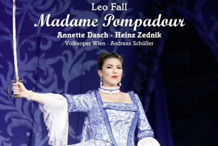 """Madame Pompadour"": Battle of the Divas"