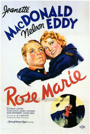 The film version starring Jeanette MacDonald and Nelson Eddy.