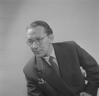 Otto Schneidereit in 1956.