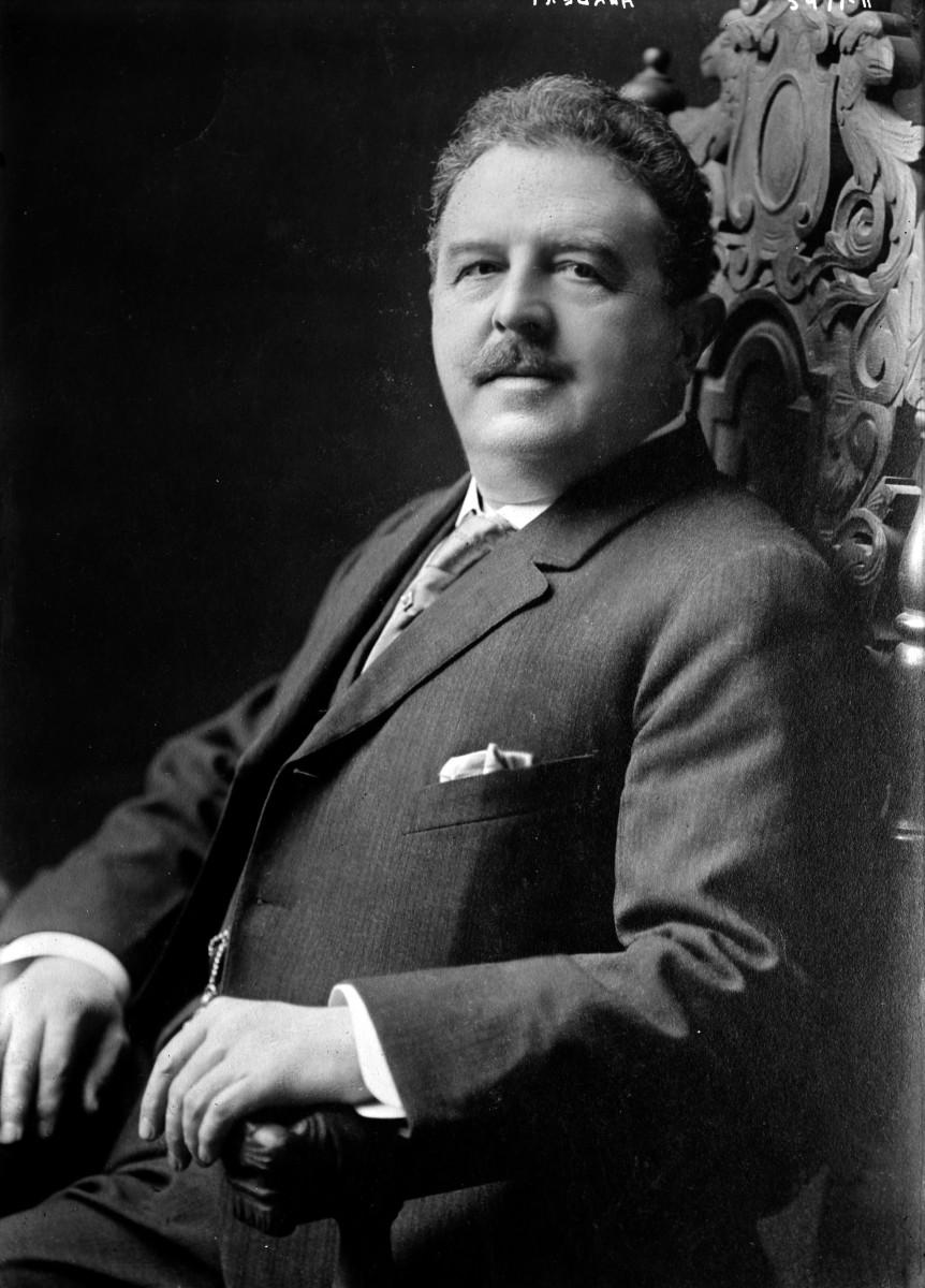Composer Victor Herbert.