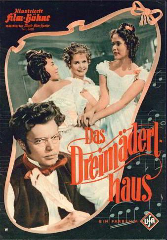 "The magazine ""Illustrierte Film-Bühne"" showing another film version with Karlheinz Böhm on the cover."