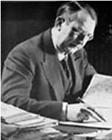 Composer Eduard Künneke.