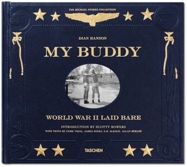 "Cover of the book ""My Buddy"", edited by Diane Hanson."
