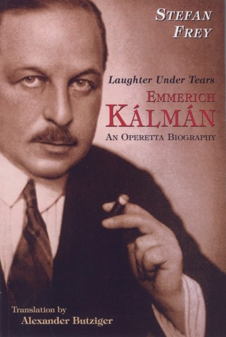 Cover of the English language version of Stefan Frey's Kálmán book.