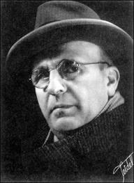 Star librettist Fritz Löhner-Beda.