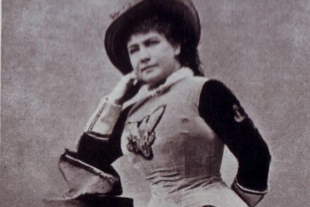 Marie GEISTINGER (b Graz, 26 July 1836; d Klagenfurt, 30 September 1903)