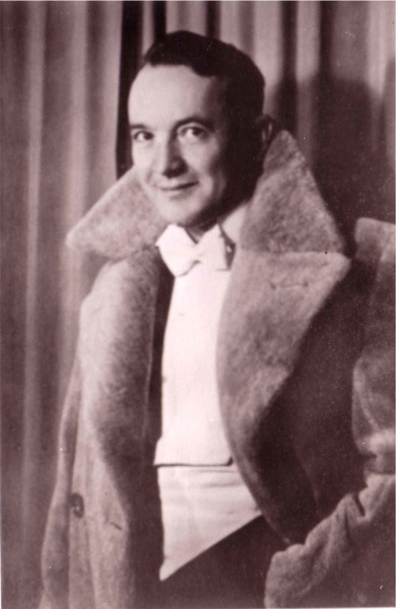 Nazi star composer Rudolf Kattnigg. (Photo: Universal Music).