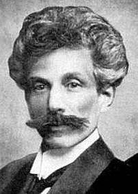 Composer Léon Jessel.