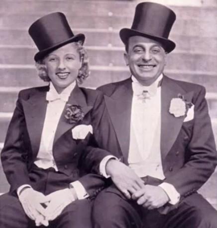 """Al cavallino bianco"": The 1954 Italian Film Version Starring Rosy Barsony"
