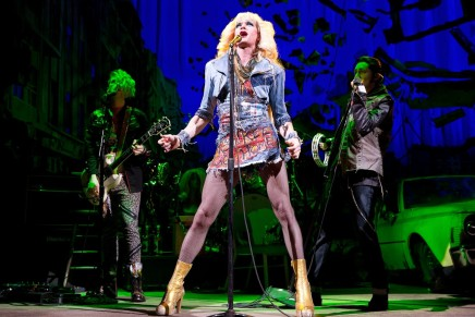 Hedwig and the Angry Inch: Neil Patrick Harris as a Transgender Entertainer