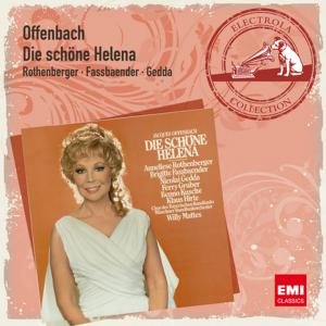 """Miss Rothenberger as """"Die schöne Helena"""" on the old EMI recording."""