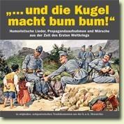 """Cover of the CD """" ...und die Kugel macht bum bum!"""""""
