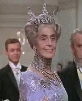 "Bina Rothschild as the Queen of Transylvania in the ""My Fair Lady"" film, a role originally intended for Massary."