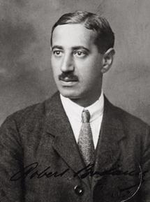 Kalman's librettist Robert Bodanzky.