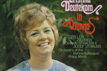 Dutch Operetta Diva Cristina Deutekom Dead