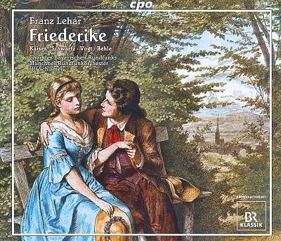 "The latest ""Friederike"" from Munich, conducted by Ulf Schirmer, on cpo."
