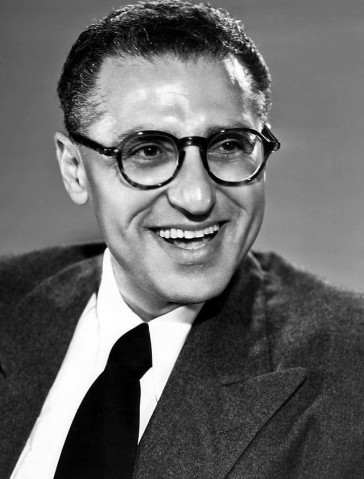Film director George Cukor in 1946, one of the most famous gay film artists ever. (Photo: MGM/Wikipedia)