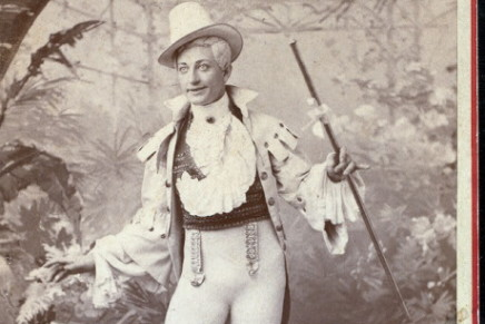 Boylesque in Operetta, or: Meet Mr. Henry E. Dixey
