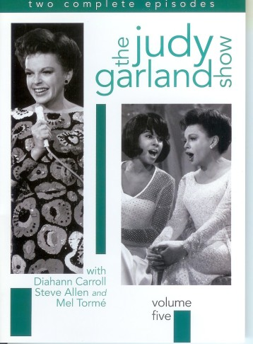 The Judy Garland Show on DVD,