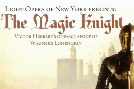"""Victor Herbert's Fabulous """"Lohengrin"""" Spoof"""
