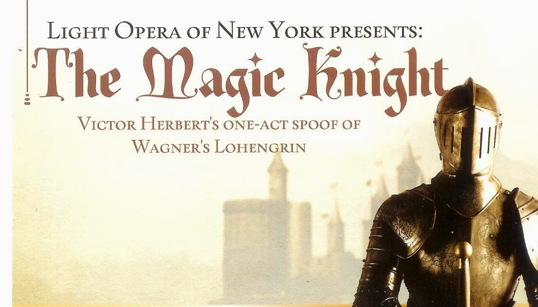 """Poster for LOONY's production of Herbert's """"Dream City and the Magic Knight"""", 2013."""