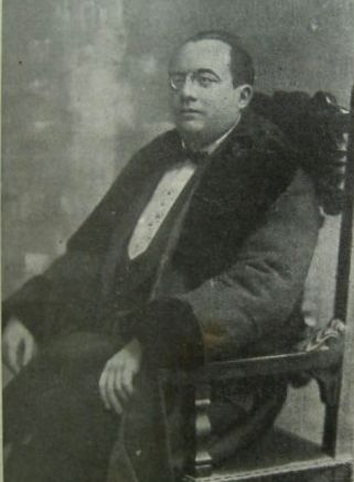 Composer Virgilio Ranzato.