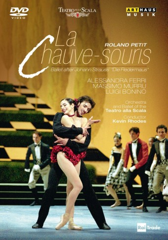 "The Arthaus DVD release of ""La Chauve-souris."""