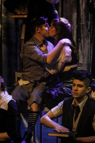 """Spring Awakening"" at Christchurch's Court Theatre 2014."